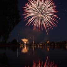 Donau in Flammen, Feuerwerk 01