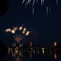 Donau in Flammen, Feuerwerk 08