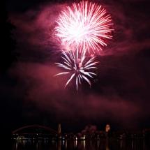 Donau in Flammen, Feuerwerk 11