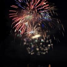 Donau in Flammen, Feuerwerk 15
