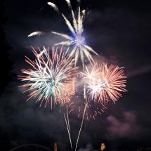 Donau in Flammen, Feuerwerk 17