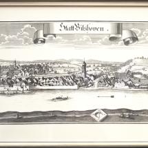 Vilshofen um 1700