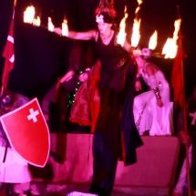 Feuergöttin Anu